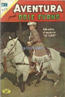 12161 MAGAZINE REVISTA MEXICANAS COMIC AVENTURA DALE EVANS Nº 663 AÑO 1970 ED EN NOVARO - Bücher, Zeitschriften, Comics