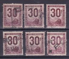 LOT COLIS POSTAUX N° 12 OBL - Collections