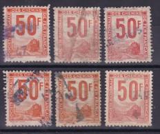 LOT COLIS POSTAUX N° 15 OBL - Collections