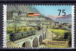 Germany - Mi-Nr 2951 Gestempelt / Used (en292) - Eisenbahnen