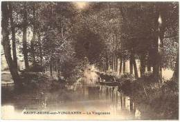 Saint Seine Sur Vingeanne - La Vingeanne - France