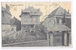Cpa De Blangy-sur Bresle  (seine Inf)   Chalet Normand - Blangy-sur-Bresle