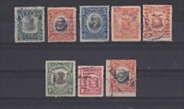 Panama  Used On Card (see Scan) (22767) - Panama