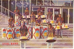STEEL BAND TRINIDAD WEST INDIES - Trinidad