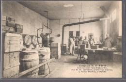 Cantonnement Usine Des Récollets Chez M.Th.Grosseron , Pharmacien-Chimiste 3,Rue Des Recollets à NANTES - Nantes