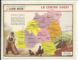 LE CENTRE OUEST , Edition Spéciale Des PRODUITS Du LION NOIR - Géographie