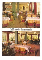 Allemagne Bad Eilsen Café An Der Promenade Familie Weiss Carte Non Voyagée - Schaumburg