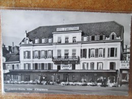 LAUSANNE OUCHY HOTEL D ANGLETERRE - Switzerland