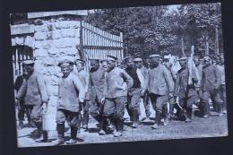 SOLDATS   RUSSES  WWI CARTE PHOTO - War 1914-18
