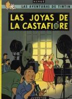 Hergé - Las Aventuras De Tintin - Las Joyas De La Castafiore - Juventud - 2 CV - Ami 6 - 403 -  BD Souple - Non Classés