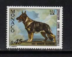 Monaco Timbres Neuf ** De 1973   N° 922  (chien) - Monaco
