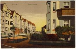 K�slin Pommern - Koszalin Pologne /  Polen Poland : Tesmarstrasse 1915