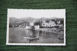 COLLIOURE -La Citadelle, Le Port De Pêche - Collioure