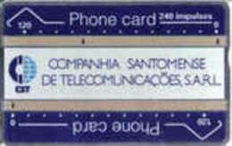 SAO TOME LANDIS 240U UT N° 112K..... - Sao Tome And Principe