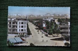 MARRAKECH - L'Avenue Mohamed V Et La Koutoubia - Marrakech