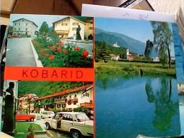 SLOVENIA KOBARID CAPORETTO AUTO CAR  VB1975  EV1214 - Slovenia
