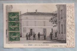 CPA - (17) - Néré - Hotel Du Cheval Blanc - Francia