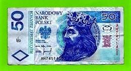 Narodowy Bank Polski. 50 Zlotych. Polen. - Polen