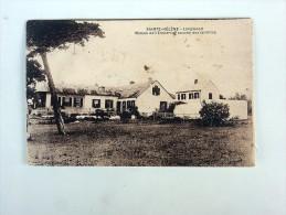 Carte Postale  : SAINTE-HELENE , SANTA-HELENA : Maison De L' Empereur Sauvée Des Termites, Etabl. Décamps, Bordeaux - Sainte-Hélène