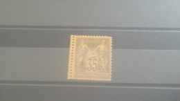 LOT 265073 TIMBRE DE FRANCE NEUF* N�93 VALEUR 800 EUROS
