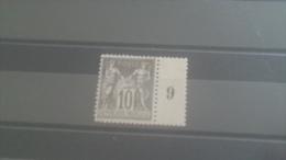 LOT 265082 TIMBRE DE FRANCE NEUF* N�103 VALEUR 45 EUROS