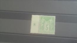 LOT 265085 TIMBRE DE FRANCE NEUF** N�106 VALEUR 45 EUROS