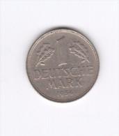 1 Deutsche Mark 1956 (Id-067) - M. 50 Franchi