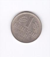 1 Deutsche Mark 1975 (Id-070) - M. 50 Franchi