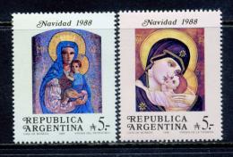 Argentina 1988 / Christmas MNH Navidad Nöel Weihnachten / 1184 - Noël