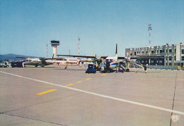 CLERMONT FERRAND - AULNAT (Auvergne, France). L'Aéroport - Aeródromos