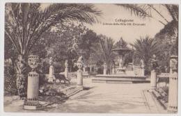 CALTAGIRONE, VILLA VITTORIO EMANUELE, VG 1913, B/N, FORMATO PICCOLO    **//**
