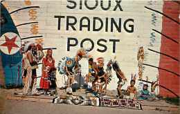 241101-Nebraska, Ogallala, Sioux Trading Post, Native Americans, Lincoln Highway Route 30, Colourpicture No P10101 - United States