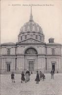 Cp , 44 , NANTES , Église De Notre-Dame De Bon Port - Nantes