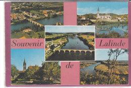 24 .-  SOUVENIR DE LALINDE - Francia