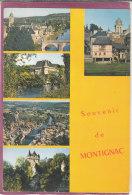 24 .- SOUVENIR DE  MONTIGNAC - Frankreich