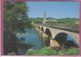 24 .-  LALINDE .- Le Pont Sur La Dordogne - Francia
