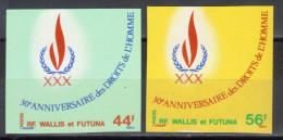 Wallis And Futuna,30th Anniversary Of Human Rights 1978.,imperforated,MNH - Wallis And Futuna