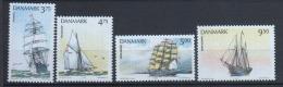 DANMARK     1993      N°   1059 / 1062         COTE    13 € 50            ( Y 9 ) - Danemark