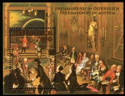 ÖSTERREICH 2006 ** Freimaurerei / Freemasonry In Austria - MNH - Franc-Maçonnerie