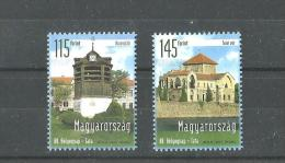 124.Hungary 2015 88th Stamp Day TATA MNH - Unused Stamps