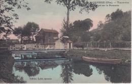 GOUVIEUX  - TOUTEVOYE - PONT SUR LA NONETTE - Gouvieux