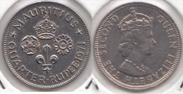 Mauritius ¼ Rupee 1975 Km#36 - Used - Mauritius