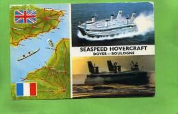 62 Boulogne Dover SEASPEED HOVERCRAFT - Hovercrafts
