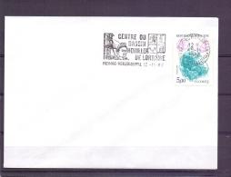 République Française - Centre Du Bassin Houiller De Lorraine -  Freyming Merlebach 15/11/86 (RM9466) - Holidays & Tourism