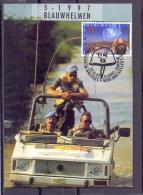 België - Blauwhelmen - 1e Dag - Brussel 10/3/1997  (RM9504) - UNO