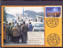 België - Opdracht Volbracht - Brussel 29/3/98 (RM9508) - UNO
