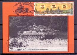 België - Die Belgische Post - Befreiung Belgiens - Mainz 3/9/94  (RM9576) - Militaria
