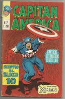 CAPITAN AMERICA N. 2 -- 9 MAGGIO 1973 - Super Héros