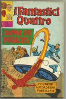 I FANTASTICI 4 - L'UOMO DEI MIRACOLI N.2 --20 APRILE 1971 - Super Héros