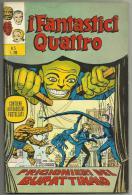 I FANTASTICI 4 - PRIGIONIERI DEL BURATTINAIO N.5 - 1 GIUGNO 1971 - Super Eroi